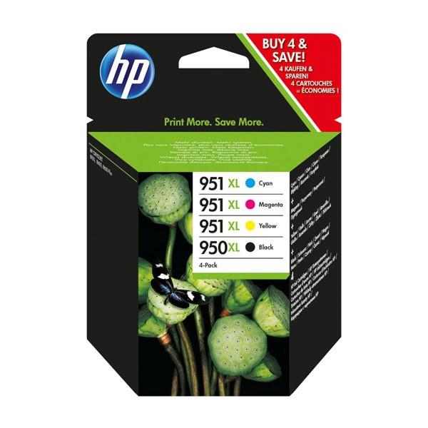 HP 950XL / 951XL Cartucho de Tinta Original Negro y Colores
