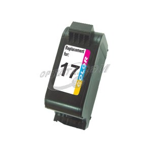 HP17C (Colour) Compatible Ink Cartridge
