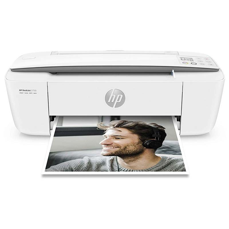 Impresora Multifunción HP DeskJet 3750 WiFI