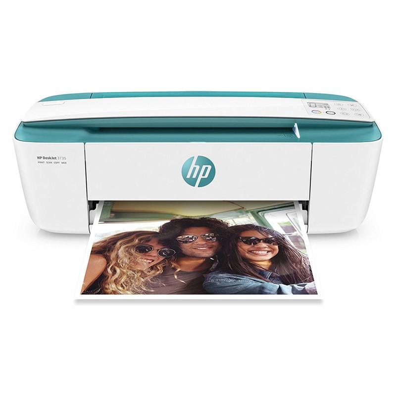 Impresora Multifunción HP Deskjet 3735