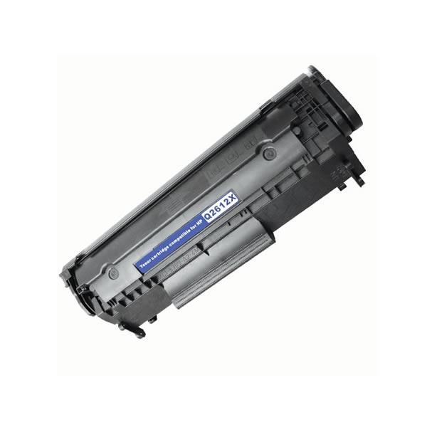 HP Q2612X - Canon FX9/Fx10/104 Toner Compatible Negro