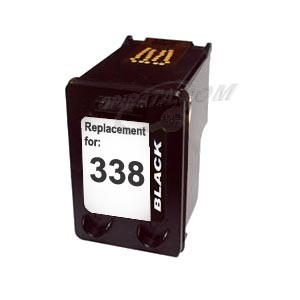 HP338BK (Negro) Cartucho de Tinta Compatible