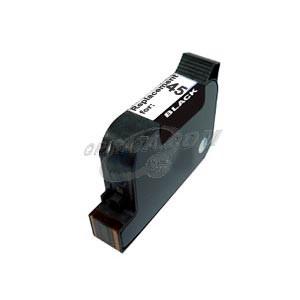 HP45/15BK (Negro) Cartucho de Tinta Compatible