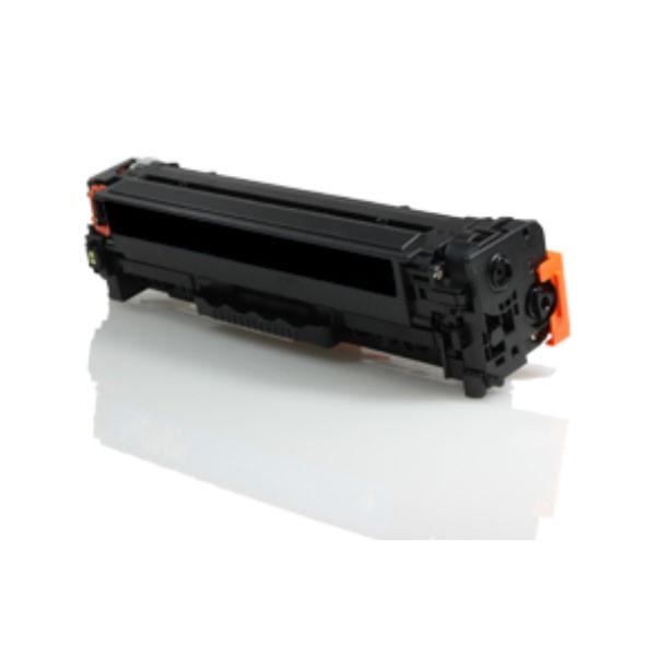 Hp cf540a toner compatible negro