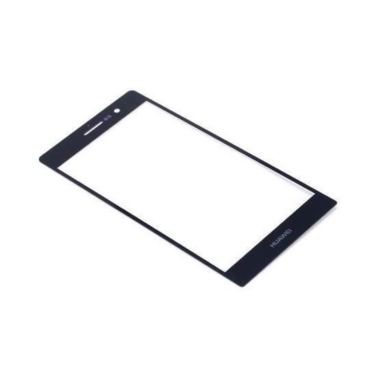 huawei-ascend-p7-repuesto-cristal-pantalla-negro