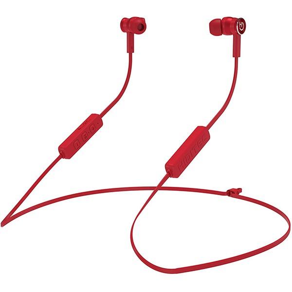 Auriculares Bluetooth Intrauriculares Hiditec AKEN Rojo