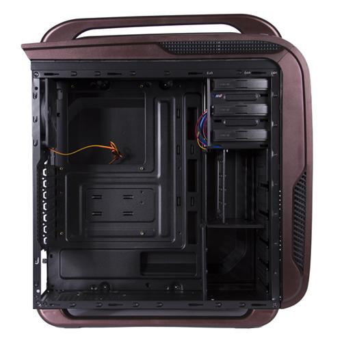 Caja PC ATX Black Lion Elite IT1523 con Lector de Tarjetas