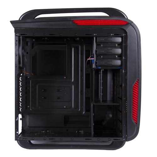 Caja PC ATX Black Lion Elite IT1523 con Ventana y Lector de Tarjetas