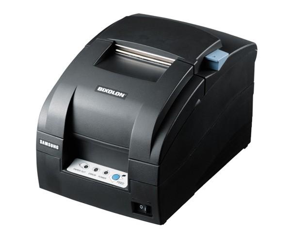 Impresora de Ticket Bixolon SRP-275 Red 83MM Negro