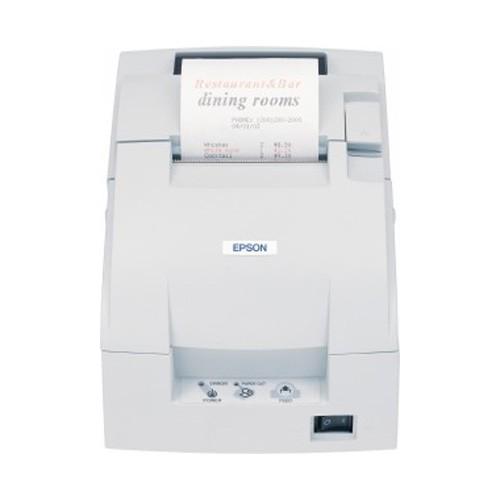 Impresora de Ticket Epson TM-U220B Serie Blanco