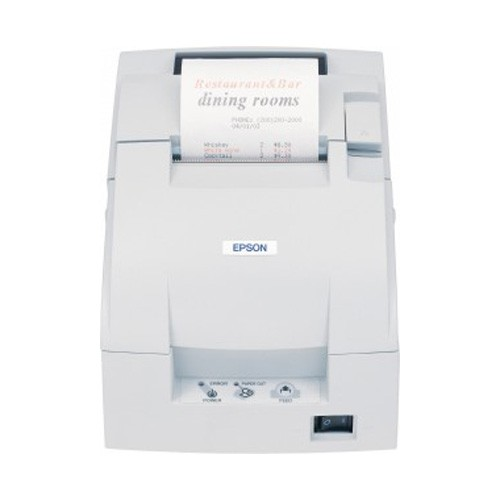 Impresora de Ticket Epson TM-U220PD Paralelo Blanco