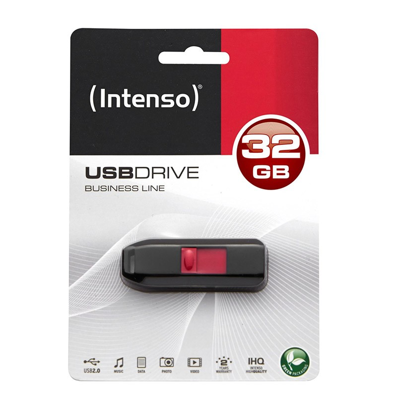 Pendrive 32GB Intenso Business line