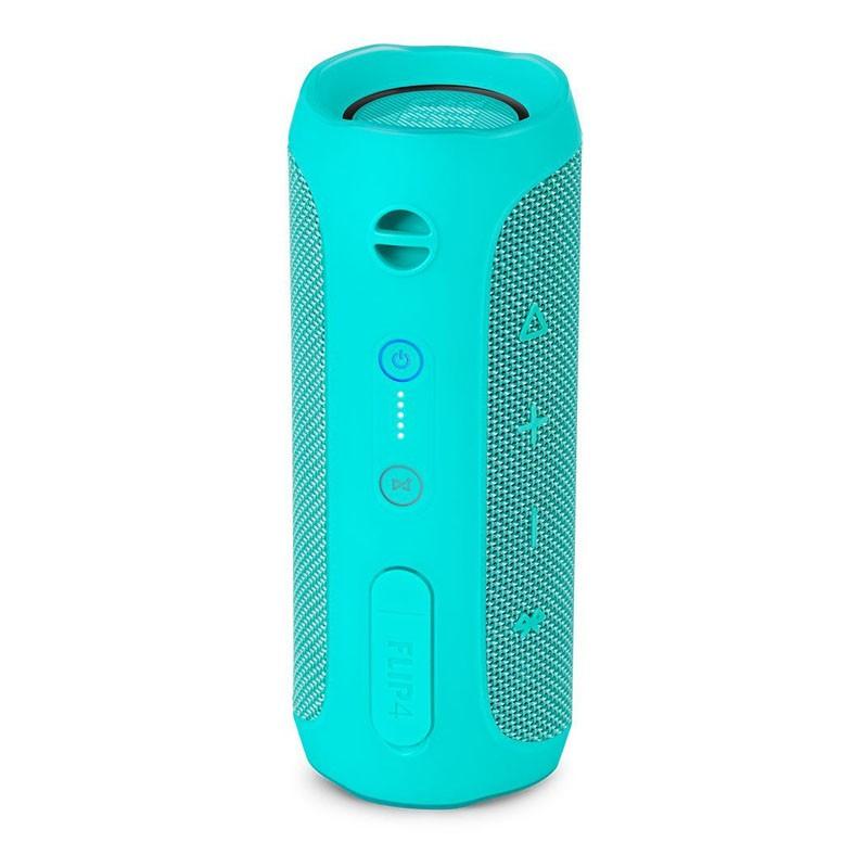 Altavoz Bluetooth JBL Flip 4 Turquesa