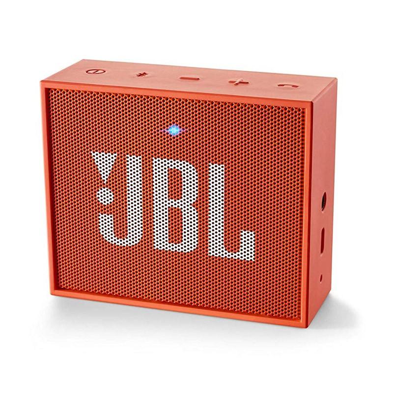 Altavoz Bluetooth JBL Go Naranja