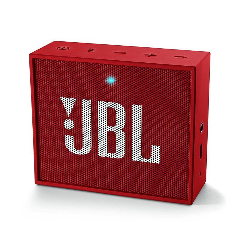 Altavoz Bluetooth JBL Go Rojo