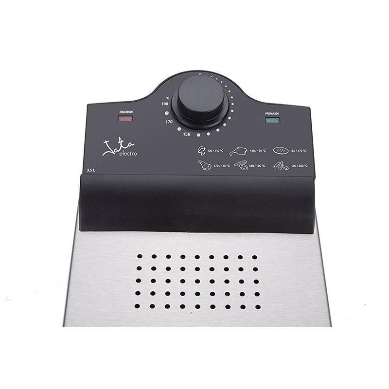 Freidora Inox Jata FR679 3.5L 2100W