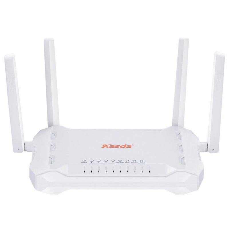 Router Inalámbrico Kasda KW6515 AC1200 Dual Band