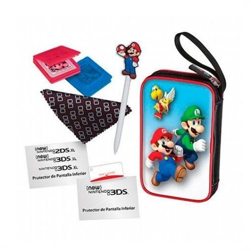New 2DS/3DS Kit de Accesorios Mario