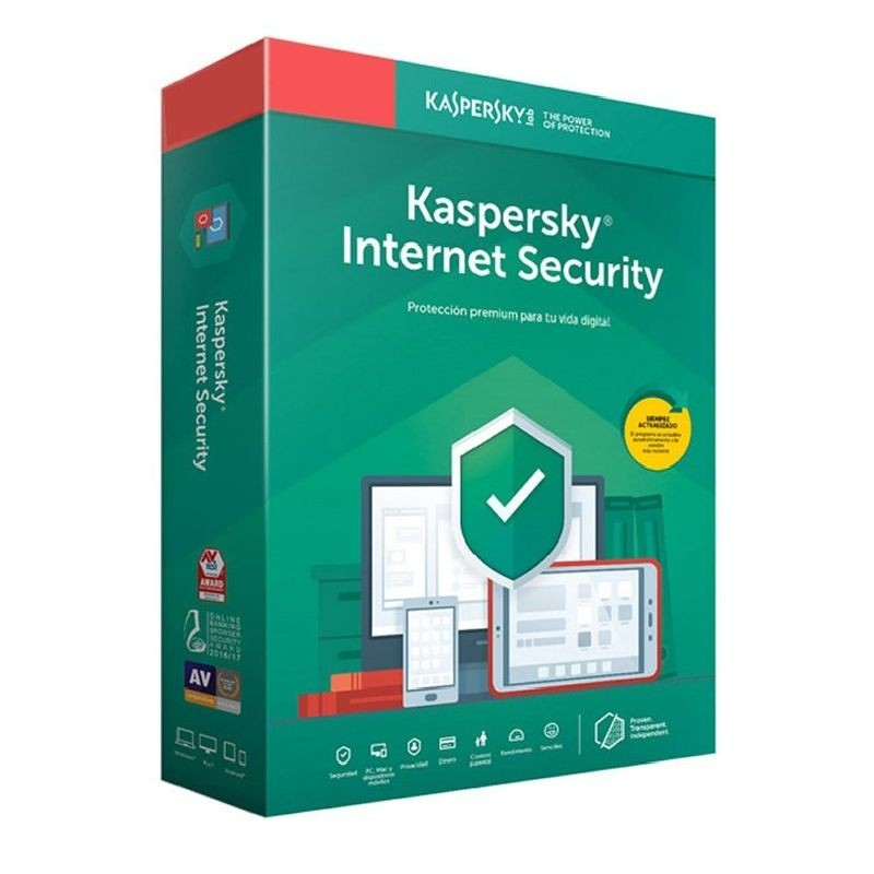 Kaspersky Internet Security 2019 4 Dispositivos