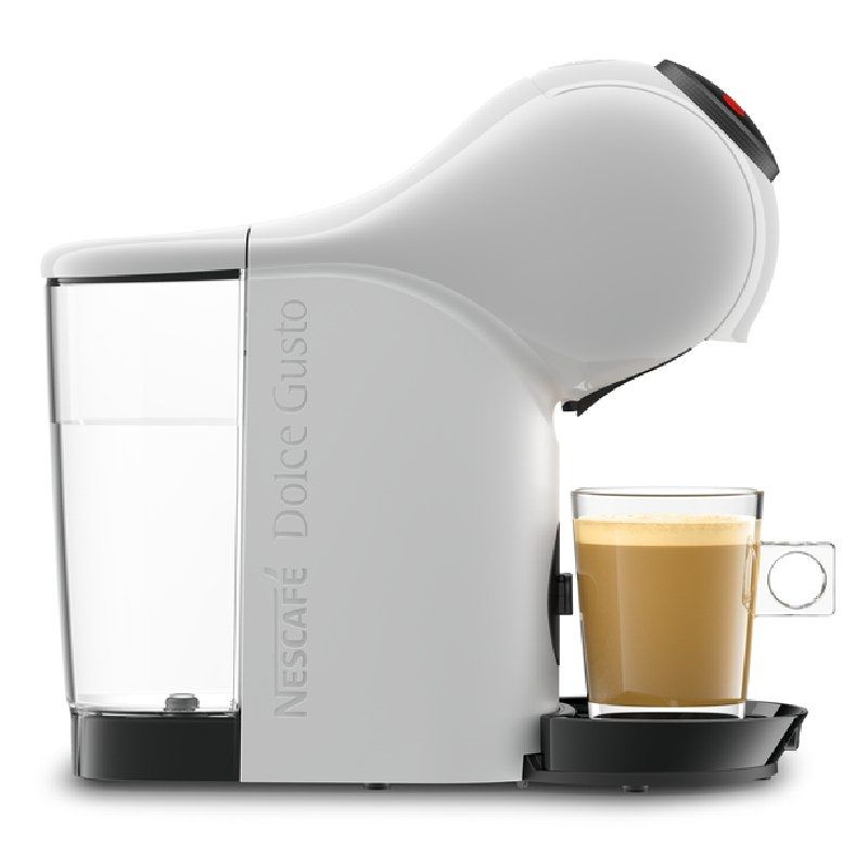 Cafetera de Cápsulas Krups Genio S Basic Dolce Gusto Blanca