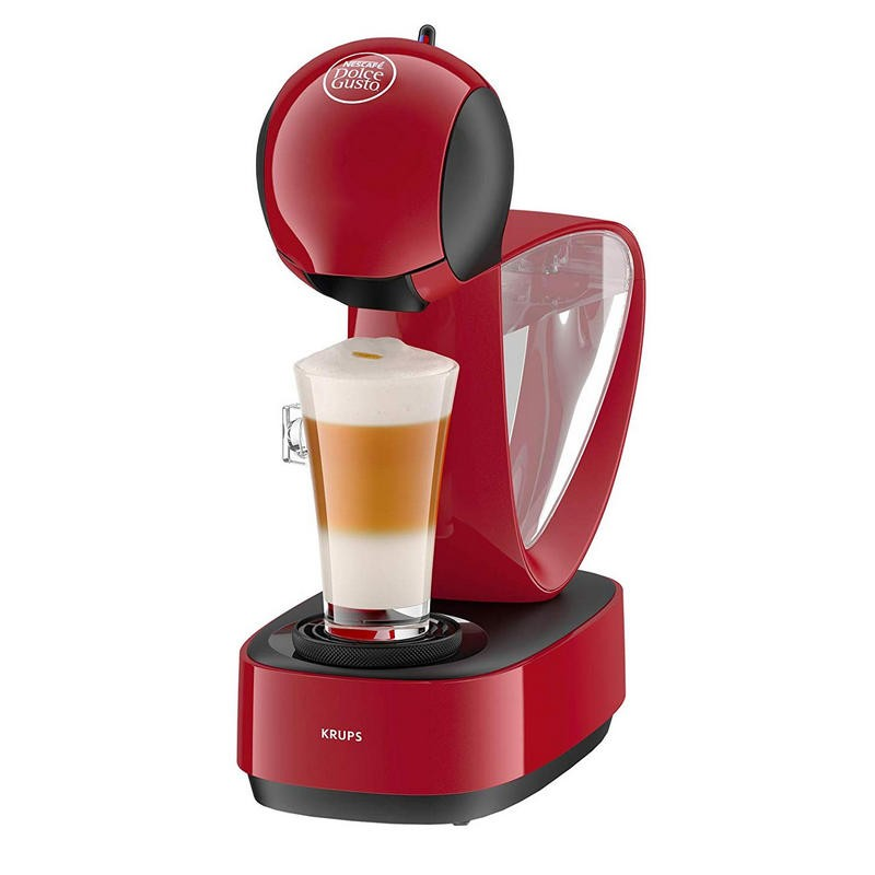 Cafetera Krups KP1705SC Dolce Gusto Rojo
