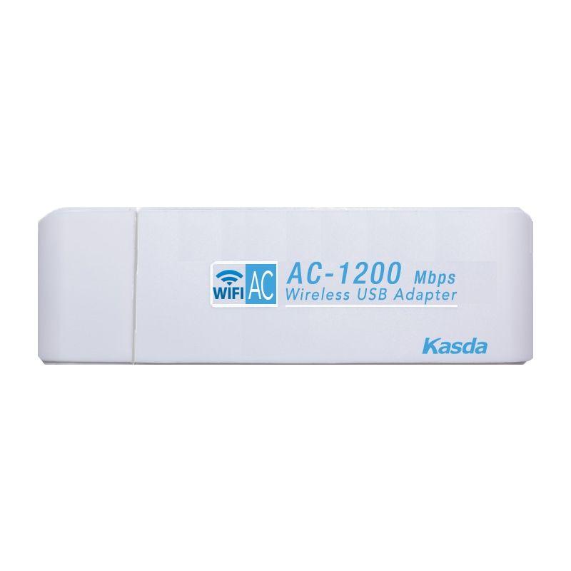 Adaptador WiFI USB 3.0 Kasda KW5316 - 1300MBPS