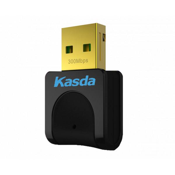 Adaptador WiFI USB Kasda KW5312 300Mbps