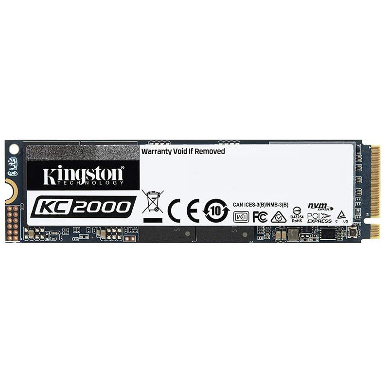 SSD M.2 NVMe 500GB Kingston KC2000