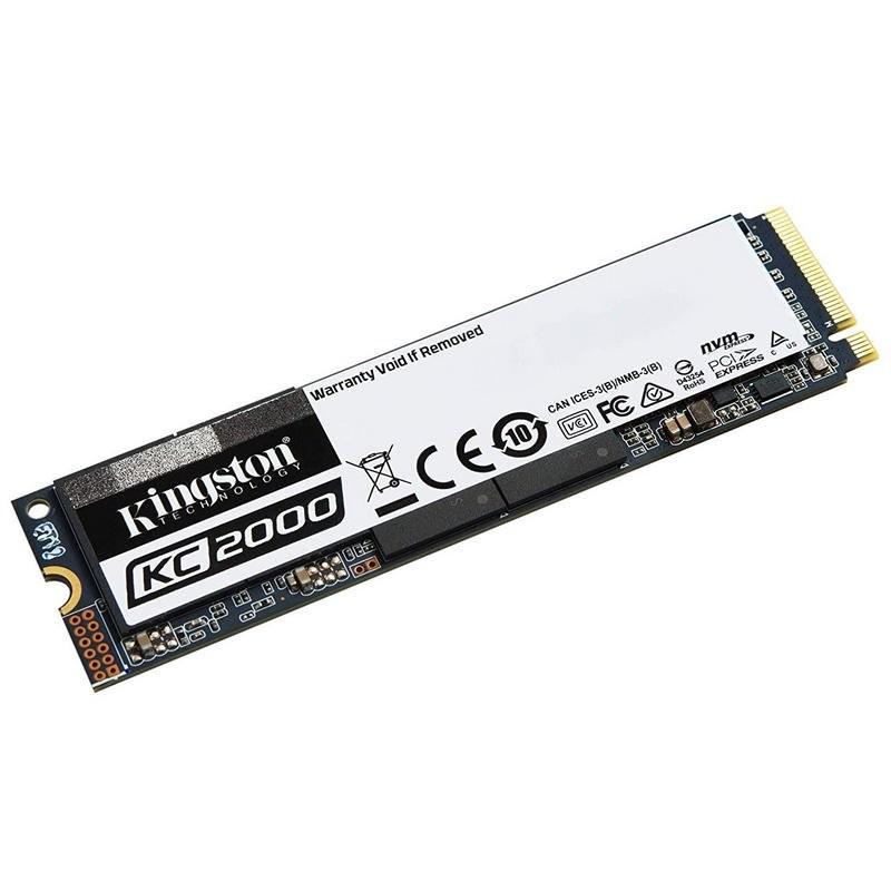 SSD M.2 NVMe 500GB Kingston KC2000