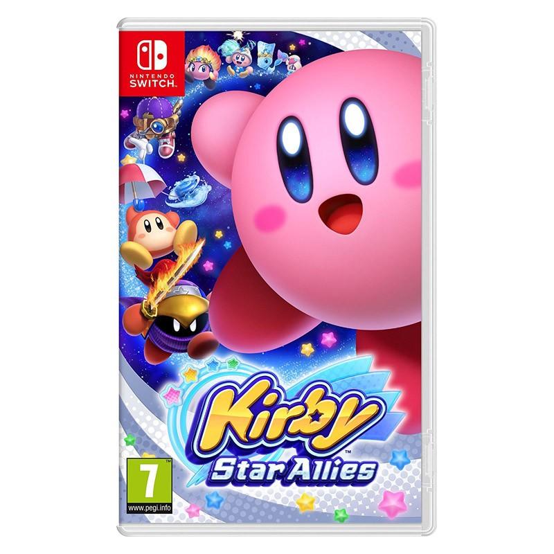 Nintendo Switch Juego Kirby Star Allies