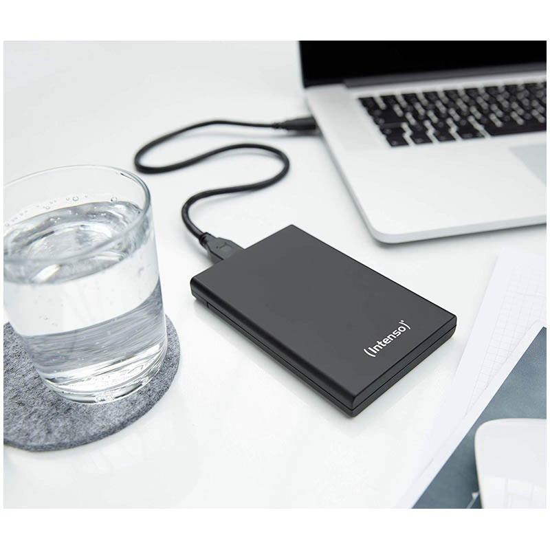 Kit Caja + Disco Duro 500GB Intenso 6020530