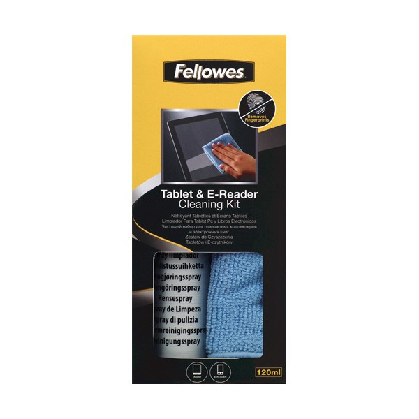Kit de Limpieza para Tablet / eBook Fellowes 99305