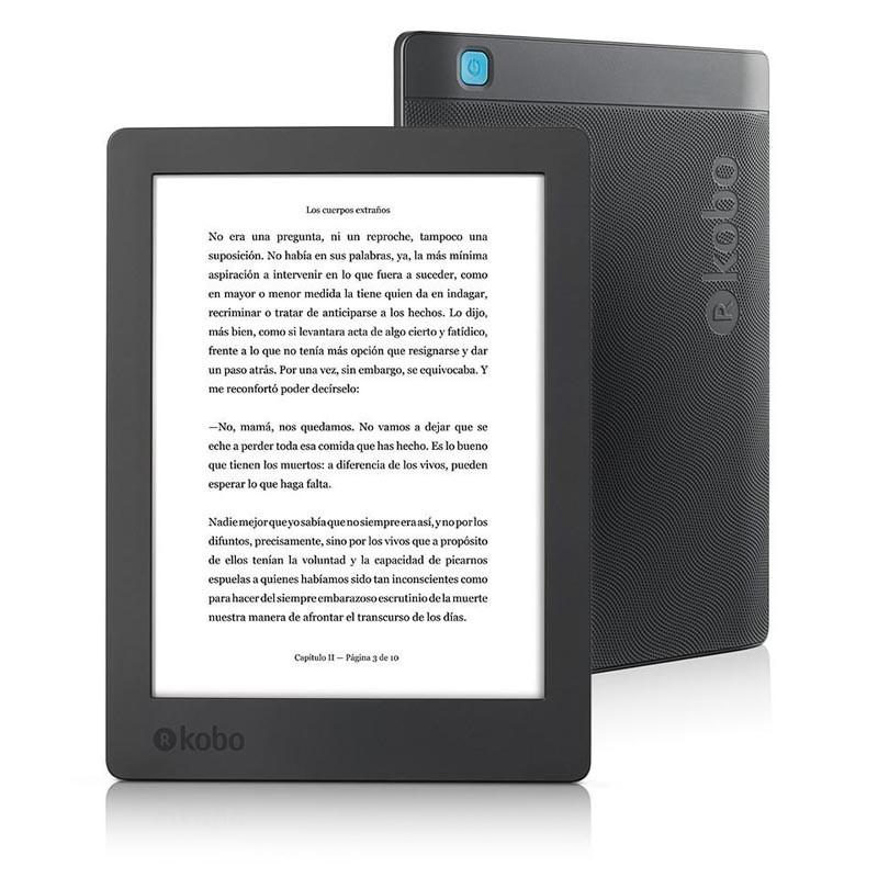 eBook Kobo Aura H2O Edition 2 8GB (Táctil / Iluminado / Resistente al Agua)