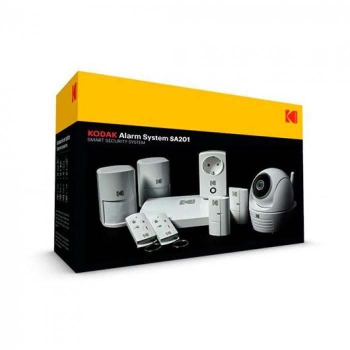 Sistema de Alarma Kodak SA201