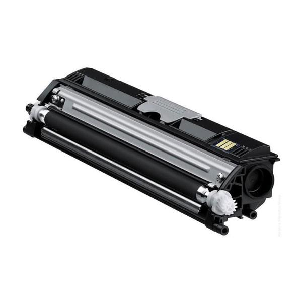 Konica-Minolta 1600BK (A0V301H) Toner Compatible Negro