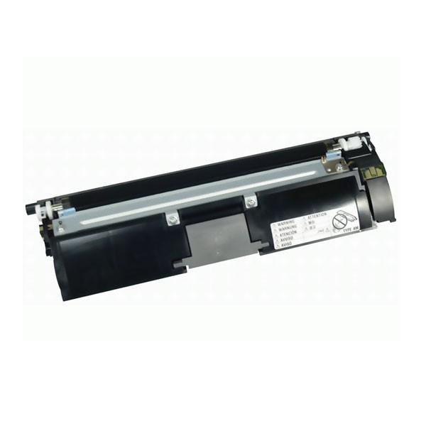 Konica-Minolta 2500BK (1710589-004) Toner Compatible Negro