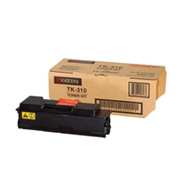 Kyocera TK 310 Kit de toner original Negro