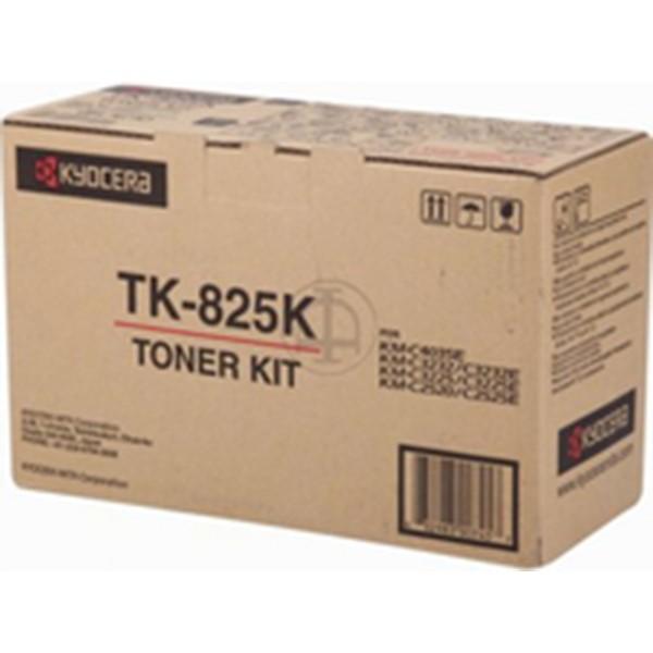 Kyocera TK 825K Kit de toner original Negro