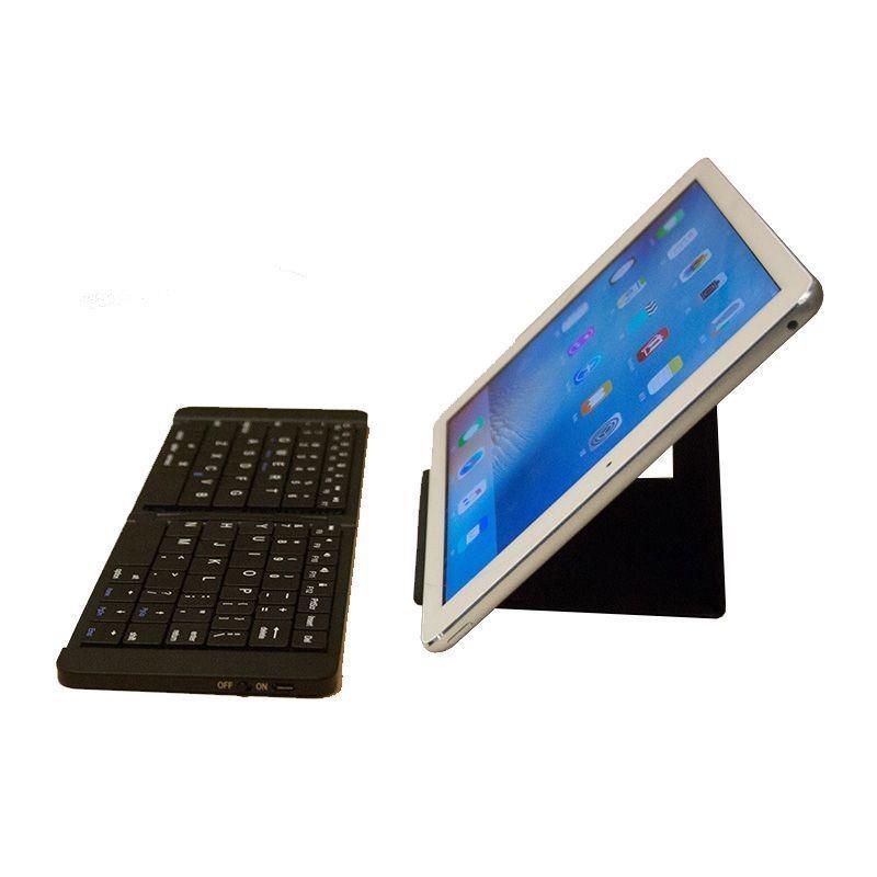 Mini Teclado Bluetooth Plegable Leotec LERK04K Negro