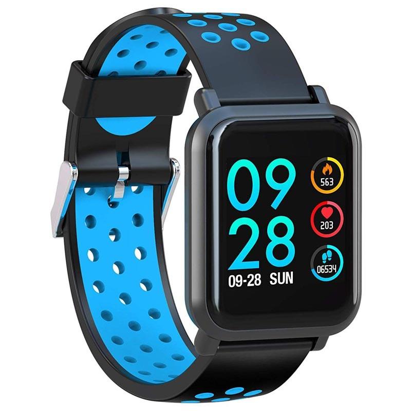 SmartWatch Leotec MultiSport Helse Color Azul