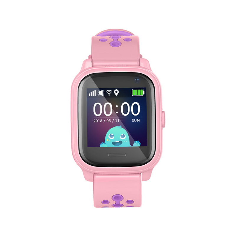 Smartwach Leotec Kids Allo GPS Antipérdida Rosa