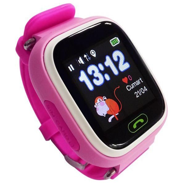 SmartWatch Infantil Leotec Kids Way Rosa