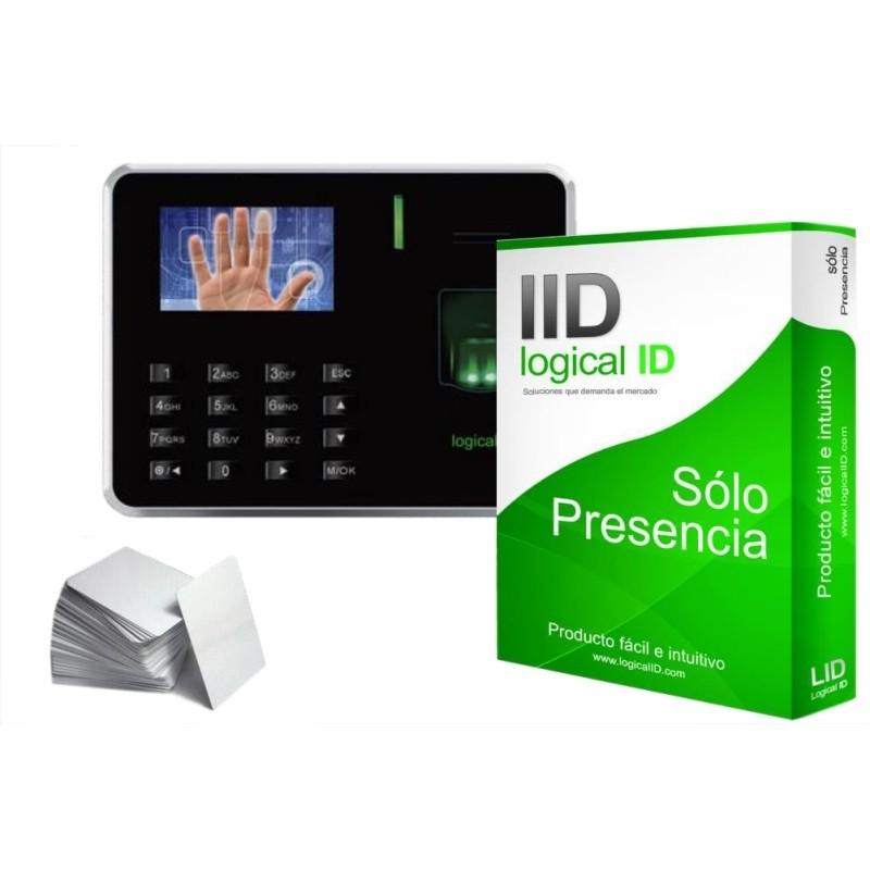 Control de Presencia LID LID05 - 5 Trabajadores
