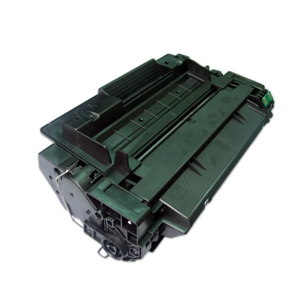 HP CE255X Toner Compatible Negro