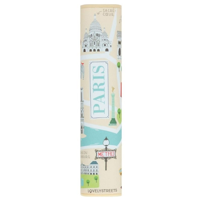 PowerBank Lovely Streets Paris 2.600mAh