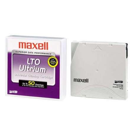 Cartucho de Limpieza LTO Ultrium Maxell 22919800 Universal