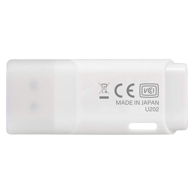 Pendrive 16GB Kioxia TransMemory U202 Blanco
