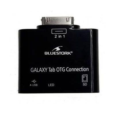Lector de Tarjetas Tablet Samsung Galaxy Bluestork BS-GAL-RDR/SD