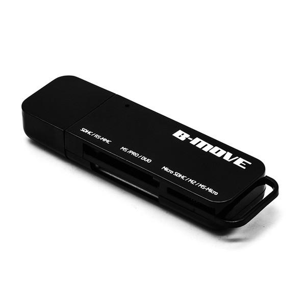 Lector de Tarjetas USB B-Move CRPocket