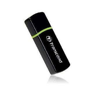 Lector de Tarjetas USB Transcend RDP5 Negro